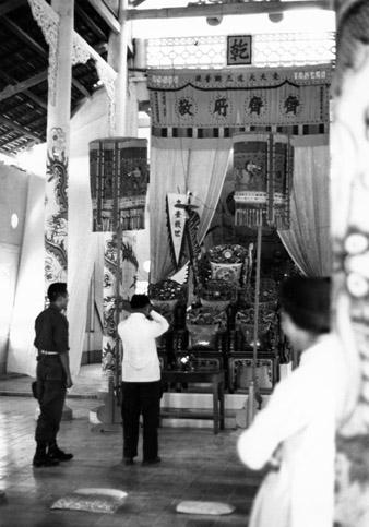 Vietnam. Buildings. Temples. Buddhist. Cao Dai.